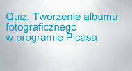Album fotograficzny wprogramie Picasa