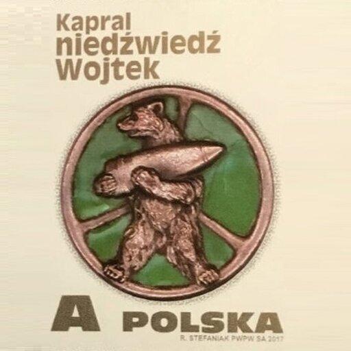 Co by zobaczył miś Wojtek wPolsce rządzonej przez komunistów?