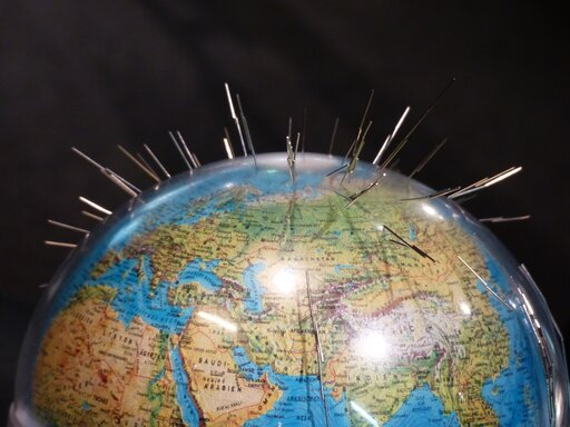 0663 Pole magnetyczne Ziemi