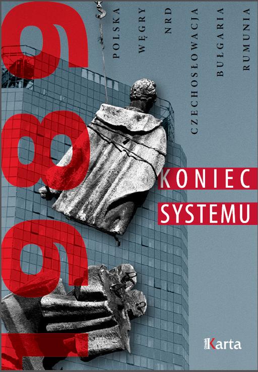 """Broszura """"1989. Koniec systemu"""" (reedycja)"""