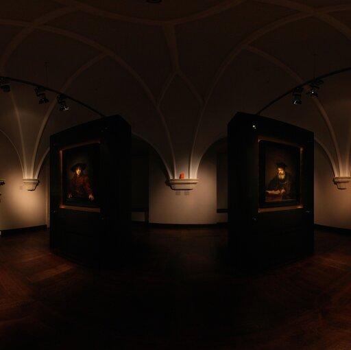 """Wycieczka wirtualna """"Zamek Królewski-Rembrandt"""""""