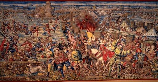 Wojny włoskie iwalka ohegemonię wEuropie Zachodniej