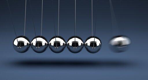 Badanie ruchu harmonicznego na przykładzie drgań klocka na sprężynie