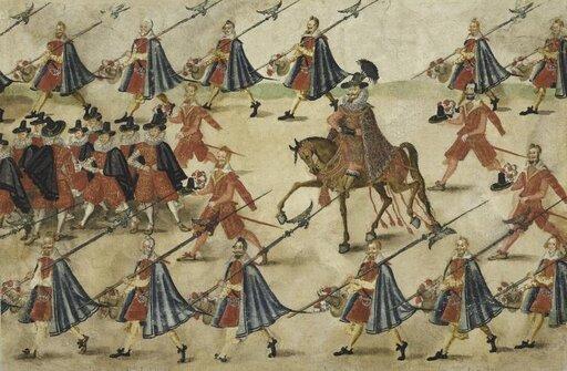 Początki panowania Zygmunta III Wazy