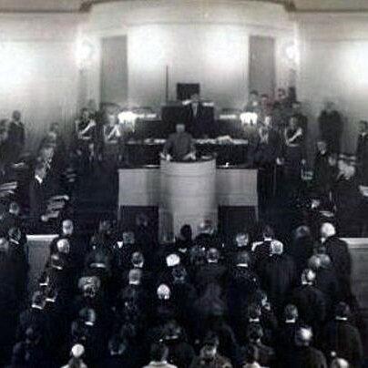 Na drodze ku stabilizacji. Sejm Ustawodawczy 1919–1922 iuchwalenie małej konstytucji