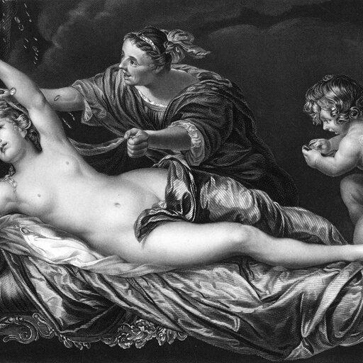 Kultura imity – Zeus iDanae cz.1
