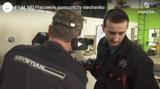 Pracownik pomocniczy mechanika MD FILM