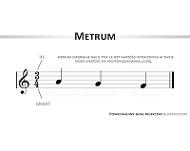 Co to jest metrum?