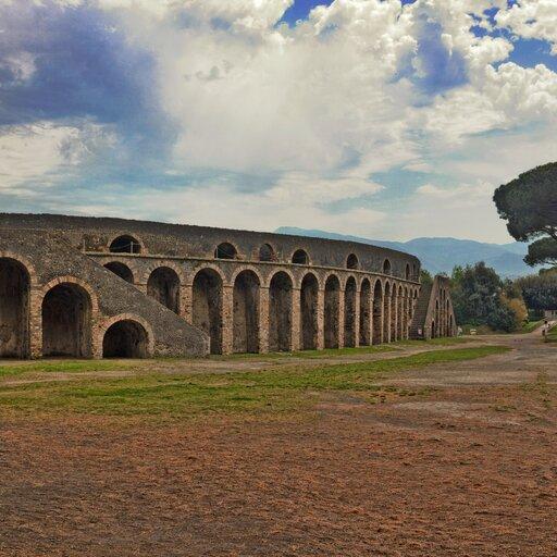 Dziedzictwo starożytnych Pompejów