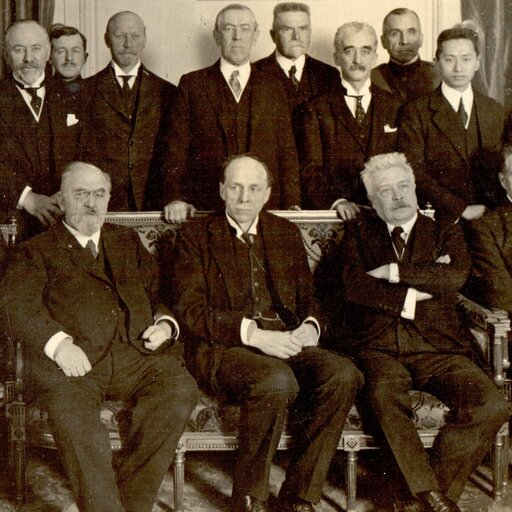 Liga Narodów – pierwsza organizacja międzynarodowa ocelach ogólnych