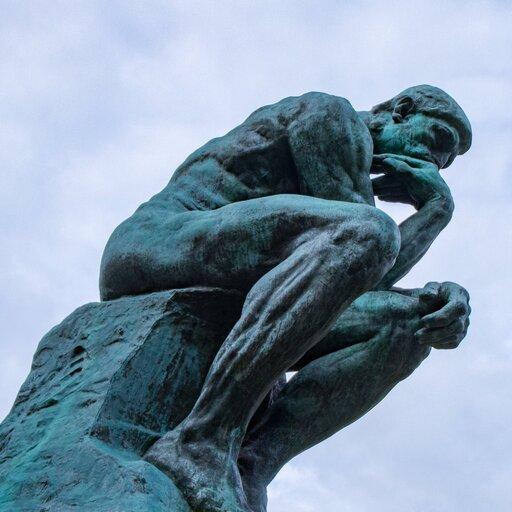 Nowatorskie poszukiwania wrzeźbie przez Augusta Rodina