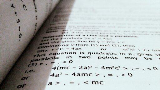 Analiza równania liniowego zjednym parametrem