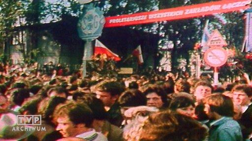 Polskie miesiące: sierpień 1980 rok