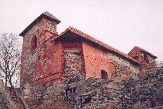 Wilno - Zamek Górny