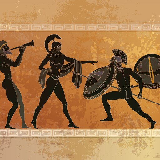 Wazy greckie - dekorujemy naczynia