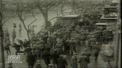 Polskie miesiące: Marzec'68